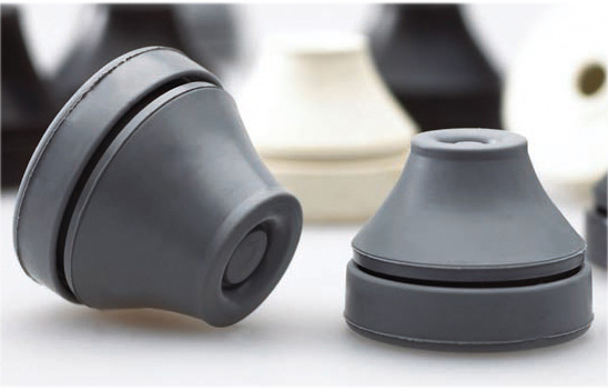 Where can I use a Rutaseal rubber grommet?