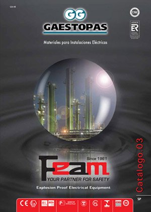 FEAM EX Products Catalogue