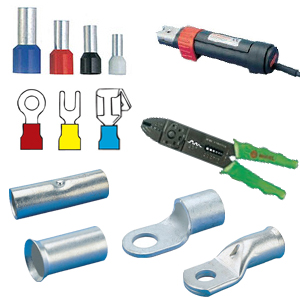 TERMINALS AND CORD END TERMINALS