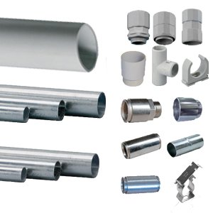 RIGID CONDUITS AND ACCESORIES