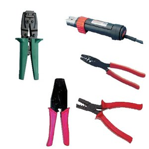 TOOLS FOR CORD END TERMINALS