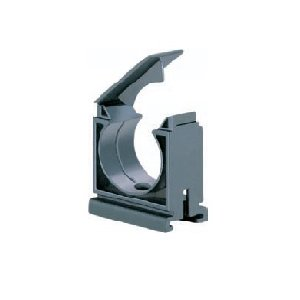 """""""RQS"""" ONE PIECE TUBING CLAMP WITH COVER-TYPE B"""