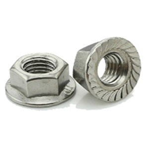 HEXAGONAL NUTS WITH BASE