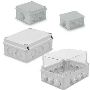 JUNCTION BOXES (ABS)