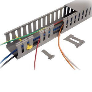 """ED SERIES"" WIRE DUCTS AND ACCESORIES"