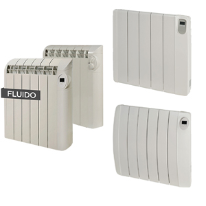 HIGH EFFICIENCY RADIATORS