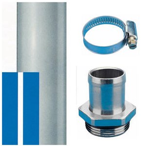 "SMOOTH CONDUIT ""ISOFLEX"" AND ACCESORIES"