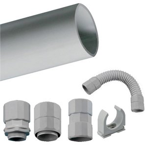 "HALOGEN FREE CONDUIT ""TLH"" AND ACCESORIES"