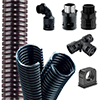 POLYAMIDE CONDUITS AND ACCESORIES OF FLEXA