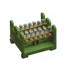 EQUIPOTENTIAL TERMINALS FOR GROUND CONNECTION SHUNTING