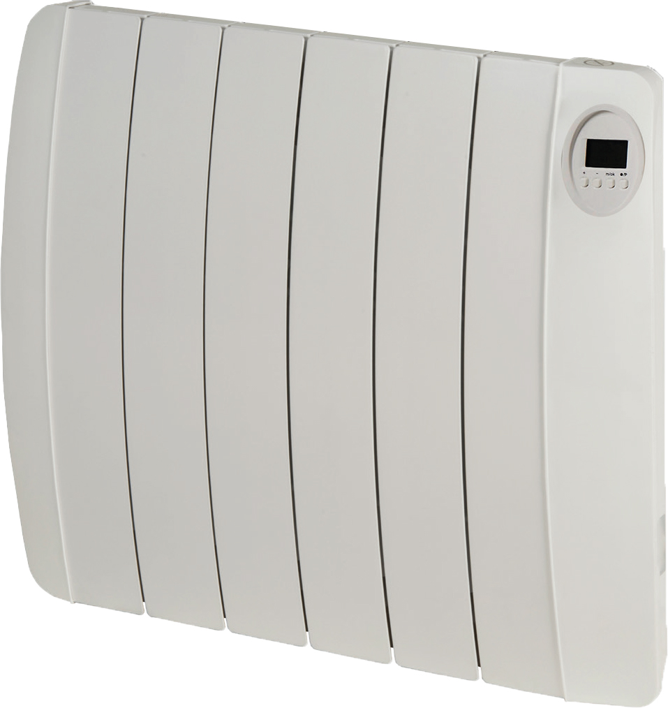 """DECO"" CURVED DRY TECHNOLOGY DIGITAL RADIATOR"