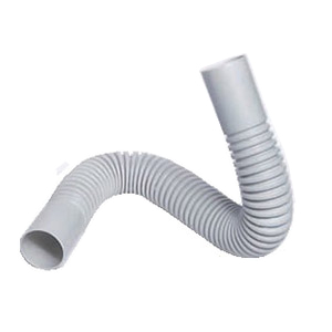 PVC FLEXIBLE CORRUGATED CONNECTION SLEEVE