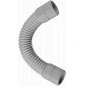 CODO 90º FLEXIBLE P/TUBO RIGIDO