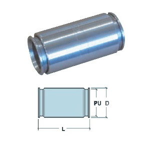 STAINLESS STEEL CONNECTION SLEEVE IP67