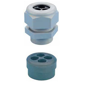 "POLYAMIDE MULTIHOLE CABLE GLANDS ""METRIC"""