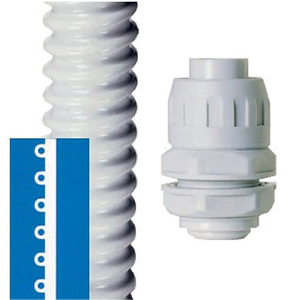 "SPIRAL FORMED CONDUIT ""ELECTROFLEX-IT"" AND ACCESORIES"