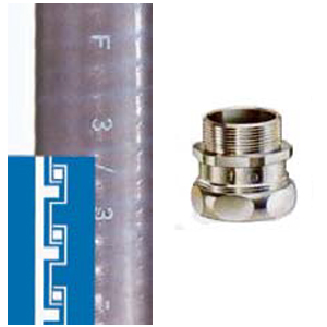 "STEEL CONDUIT ""LIQUID-TIGHT-EF"" LIQUID TIGHT AND ACCESORIES"