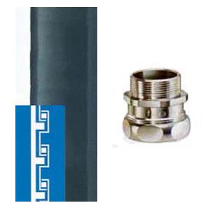 "STEEL CONDUIT ""LIQUID TIGHT-OR"" LIQUID TIGHT AND ACCESORIES"